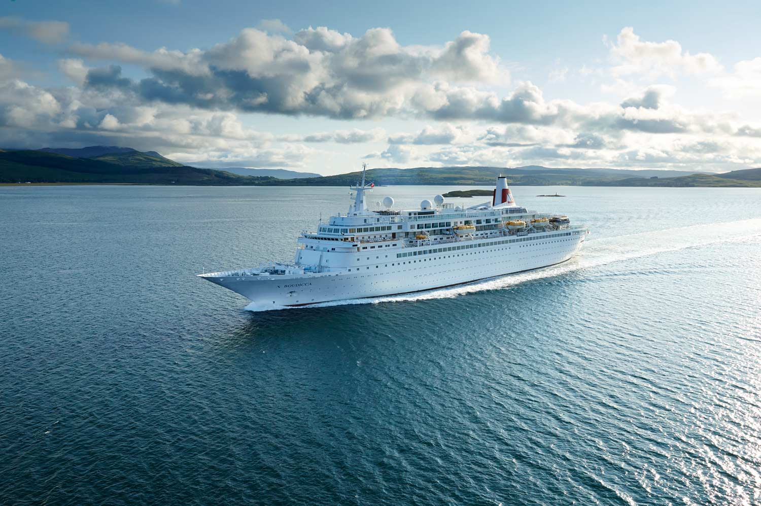 Fred Olsen Cruise Lines Scotland