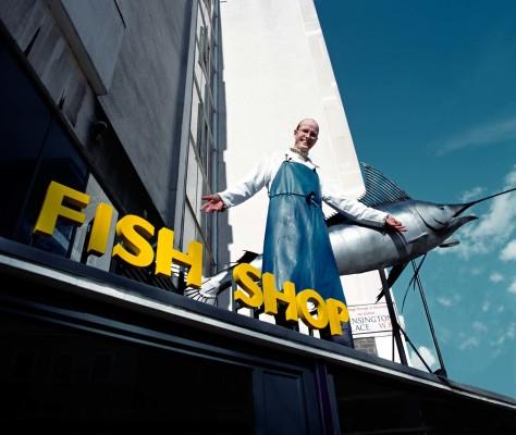 Fish-manwebsite